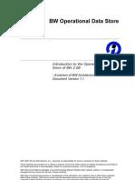 2 0B White Paper BW Operational Data Store