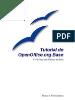 tutorial OPENOFFICE Base