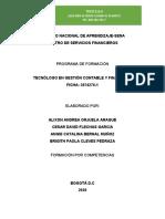 GUÍA N° 2 CONTAMINACIÓN E IMPACTO AMBIENTAL