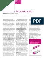 micro extraction