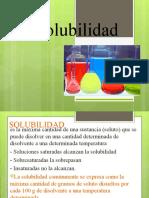 Solubilidad  y U. Físicas de Concentración.ppt
