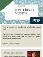 Gênero lírico música.pps