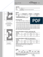 disc check valves Cv