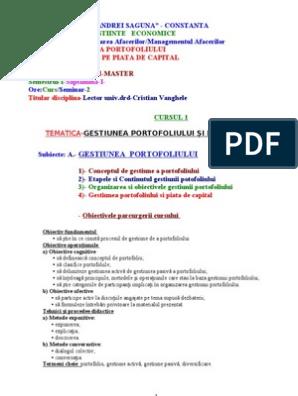Valențe formative și evaluative ale portofoliului în formarea viitorilor profesori