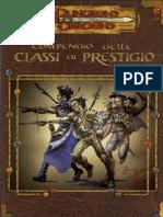 [D&D 3.0 Ed - ITA] - Manuale Compendio Delle Classi Di Prestigio