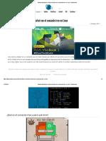 Mostrar directorios en forma de árbol con el comando tree en Linux - Vozidea.com