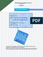 Guía n° 8 Matemática 6 año pdf