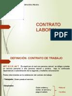 ASPECTOS BASICOS DER LABORAL