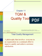 Chap 11 Tqm & Quality Tools