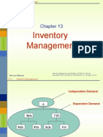 Chap 13 Inventory Management