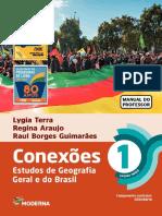 Conexões Estudos de Geografia Geral e Do Brasil - 1º Ano