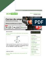 AcensNews Enero 2011