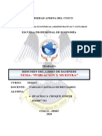 2 RESUMEN DEL LIBRO DE SAMPIERI - Poblacion y muestra
