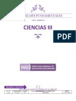 3º Ciencias 2020-2021 Curso Remedial