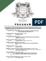 Program Fits 2009