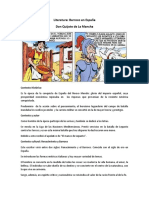 2019-7-04 - Colegio Universitario Central - LITERATURA IV - DON QUIJOTE DE LA MANCHA BARROCO NOVELA