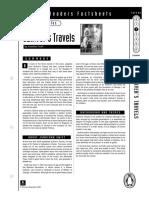 Gulliver's Travels. Factsheets