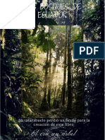 Libro Bosques del Ecuador