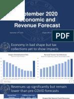 Oregon Revenue Forecast