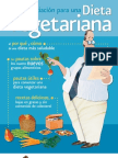 Guía de iniciación para una dieta vegetariana (PCRM)
