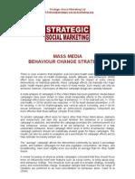 Mass Media Effectiveness