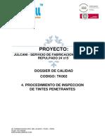 4. Procedimiento de inspeccion de tintes penetrantes.pdf
