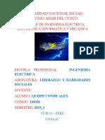 PORTAFOLIO COMPLETO DE LIDERAZGO