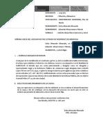 APERSONAMIENTO Y OTROS DESARCHIVO
