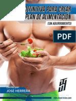 GUIA DEFINITIVA PARA CREAR UN PLAN DE ALIMENTACION .pdf