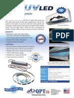 MINI UV LED for Mini-Splits spec