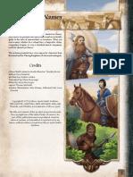 The Dark Eye - Compendium Rules Previews - Aventurian Names Preview