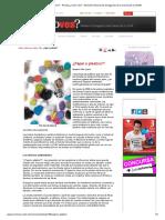 ¿Papel o plástico__ - Revista ¿Cómo ves_ - Dirección General de Divulgación de la Ciencia de la UNAM