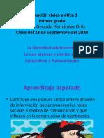 Fce 1-Clase Del 23 de Septiembre 2020