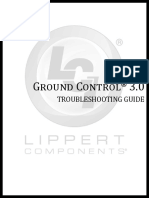 Control 3.0 troubleshooting guide