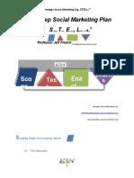 The 4 Step Social Marketing Plan
