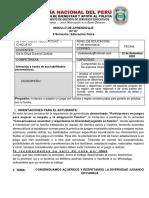 EDUCACIÓN FISICA 07 II SEMESTRE