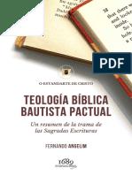 Teologia Biblica Bautista Pactual Un Resumen - Fernando Angelim ESP