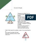 povestea lui triunghiulet