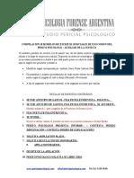 Compilación de Modelos de Escritos Judiciales