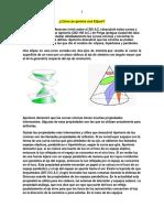 Geometría Analítica. La  Elipse- EJERCICIOS