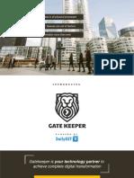 DG Gatekeeper