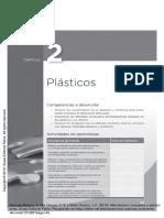 Manufactura- conceptos y aplicaciones Plasticos