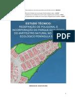 Estudo Técnico - Peninsula