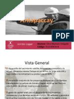 El proyecto Antapaccay