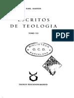 Karl Rahner Espiritualidad Antigua y Actual Compress