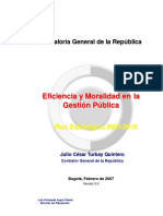 7. Plan Estratégico 2007-20010 Version 3.0 Definitiva 12-02-07