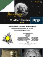 Aportes y Resumen biográfico Albert Einstein