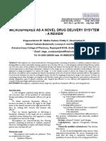 microspheres notes