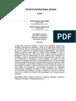O PROJETO INSTRUCIONAL EM EAD.pdf