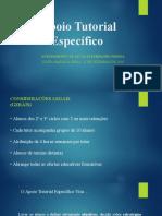 Apoio Tutorial Específico_PPT